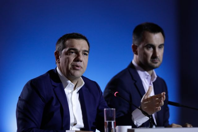 Tsipras blasts ND at televised TIF news conference | tovima.gr