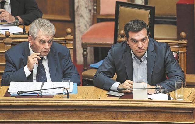 Υπόθεση Novartis: Χωρίζουν τον Τσίπρα από τον Παπαγγελόπουλο   tovima.gr