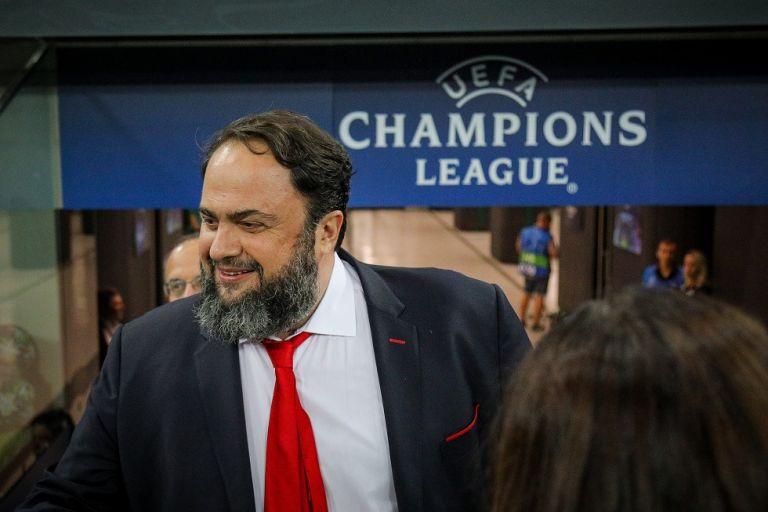 Μαρινάκης: «Καλό το πρωτάθλημα των Πρεσπών. Μήπως να κάνουμε ό,τι και στο μπάσκετ…» | tovima.gr