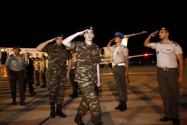 Στο αρχείο η υπόθεση κατασκοπείας των δύο Ελλήνων στρατιωτικών στον Έβρο | tovima.gr