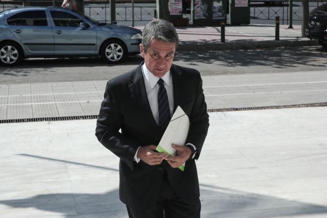 Υπόθεση Novartis: Και ο Λοβέρδος κατονόμασε τον Παπαγγελόπουλο | tovima.gr