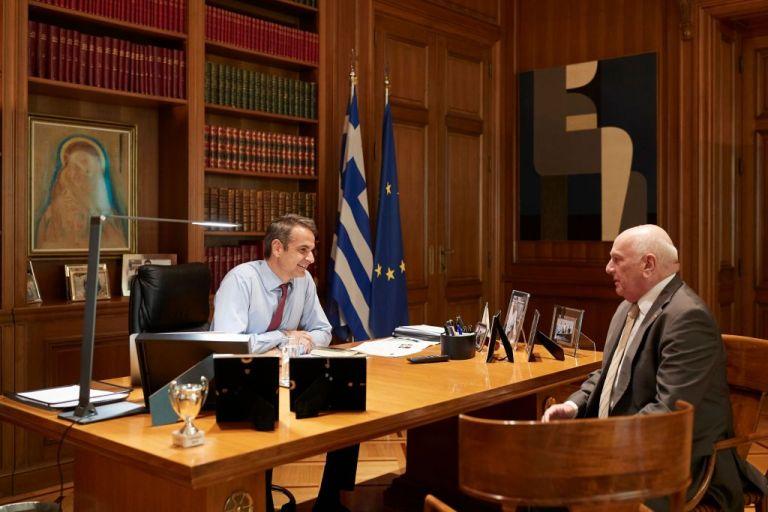 Κλιματική αλλαγή: Συνάντηση Μητσοτάκη – Ζερεφού και η ελληνική πρόταση στον ΟΗΕ | tovima.gr