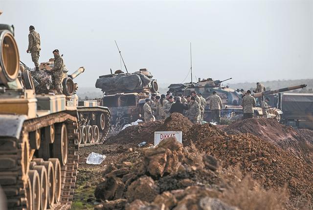Η Τουρκία, οι διεργασίες στη Συρία και ο κίνδυνος των Κούρδων | tovima.gr