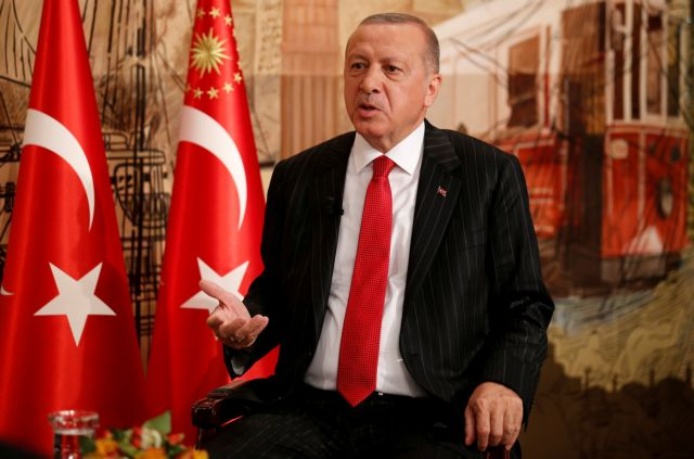 Ερντογάν: Όπως υπερασπιζόμαστε τη χώρα μας, έτσι θα προστατεύουμε και τους τουρκοκύπριους | tovima.gr