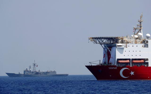 Τουρκία: Πιέζεται στην Αν. Μεσόγειο και βρυχάται | tovima.gr