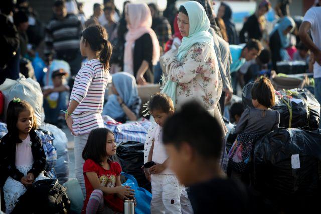 Προσφυγικό:  2.300 αφίξεις στα νησιά του Β. Αιγαίου από τη Δευτέρα | tovima.gr