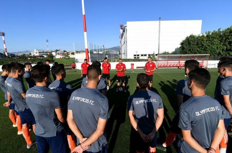 UEFA Youth League : Η παρακάμερα από το Ολυμπιακός – Τότεναμ | tovima.gr