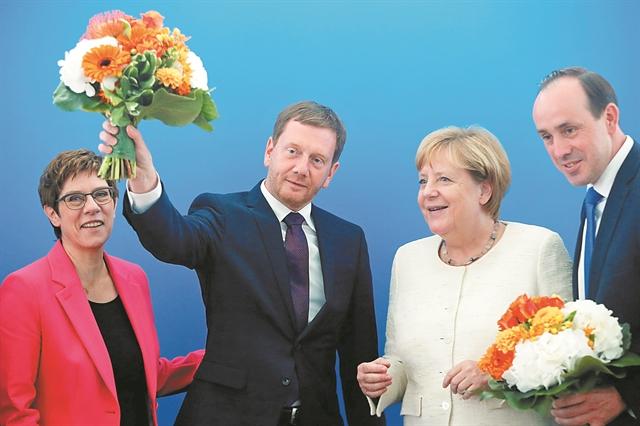 Γερμανία, μία χώρα με δύο ψυχές   tovima.gr