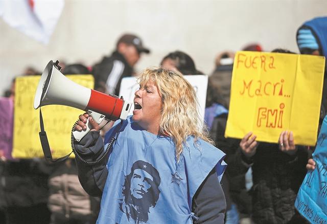 Τα capital controls επιστρέφουν στην Αργεντινή | tovima.gr
