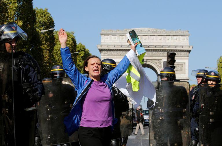 Παρίσι: Νέες κινητοποιήσεις από τα Κίτρινα Γιλέκα | tovima.gr