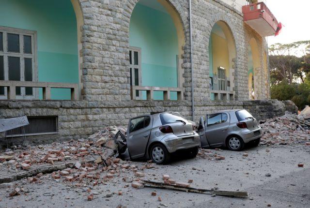 Αλβανία: Τραυματίες και ζημιές από τον ισχυρότερο σεισμό της 20ετίας | tovima.gr
