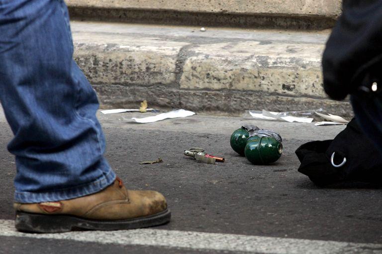 Βρέθηκε χειροβομβίδα δίπλα στο κλειστό Δημοτικό Γυμναστήριο Μενιδίου | tovima.gr