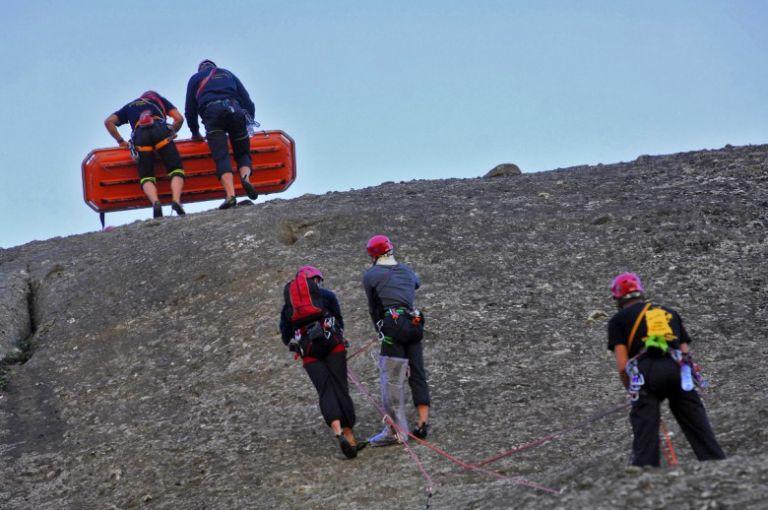 Νεκρός εντοπίστηκε ο ορειβάτης που αναζητούνταν στον Όλυμπο | tovima.gr