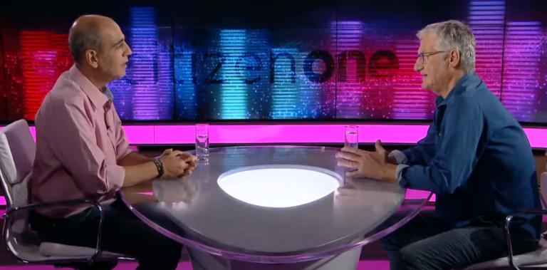 Β. Θεοδωρόπουλος στο One Channel: Ομαδική δουλειά το θέατρο, αλλά με αρχηγό | tovima.gr
