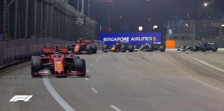 Θρίαμβος του Φέτελ στην Σιγκαπούρη | tovima.gr