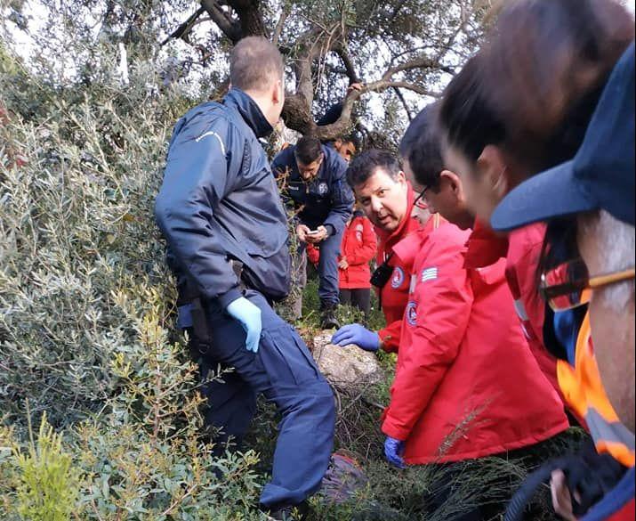 Χανιά: Διέσωσαν 90χρονο που έπεσε σε ρέμα | tovima.gr