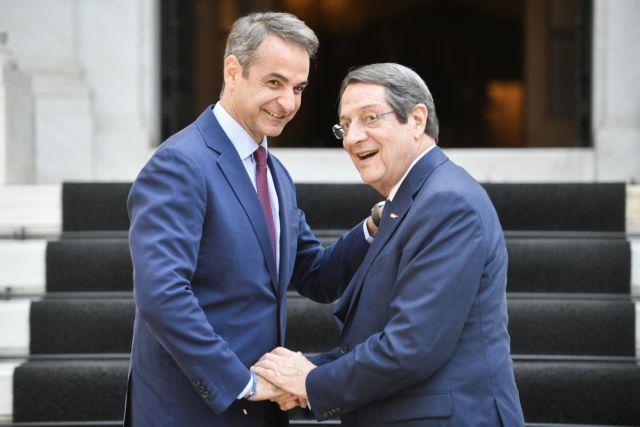 Ελλάδα – Κύπρος: Αυστηρά μηνύματα  στην Τουρκία | tovima.gr