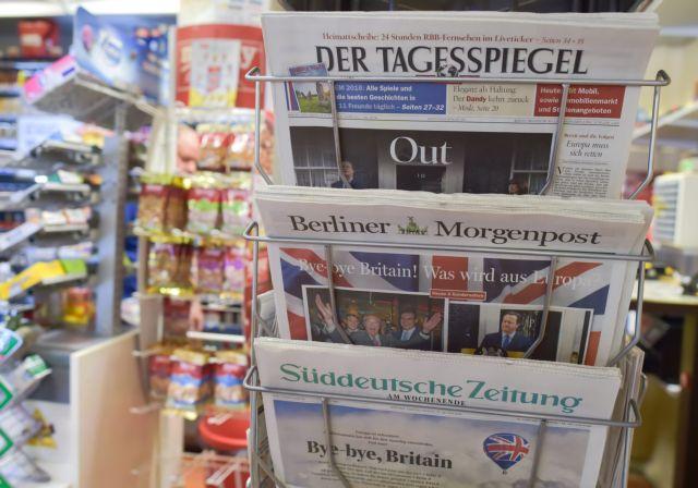 Δημοσιογράφοι Χωρίς Σύνορα : Λογοκρισία και οι επιθέσεις κατά της διανομής εφημερίδων | tovima.gr