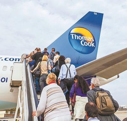 Χρεοκόπησε η Thomas Cook : Χιλιάδες τουρίστες αποκλεισμένοι ανά τον κόσμο – 20.000 είναι στην Κρήτη | tovima.gr