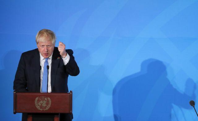 Brexit-Τζόνσον: Δεν παραιτείται  ακόμα και αν κριθεί παράνομο το «κλείσιμο» της Βουλής   tovima.gr
