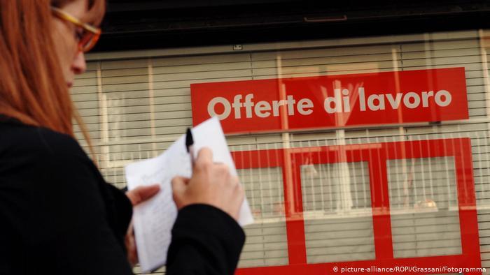 Νεαροί Ιταλοί αναζητούν δουλειά στη Γερμανία | tovima.gr