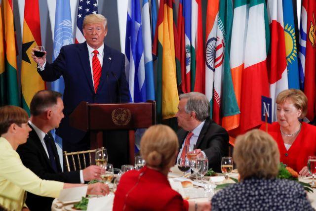 Τραμπ: Πρόσκληση για παγκόσμιο οικονομικό κλοιό στο Ιράν | tovima.gr