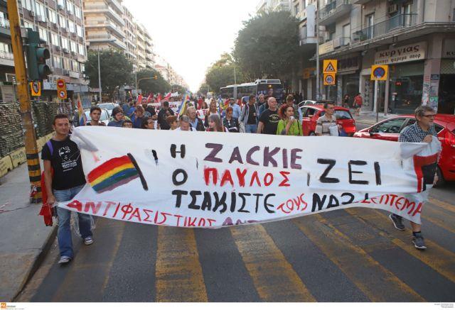 Νάσος Ηλιόπουλος: Σε «Οδό Ζακ Κωστόπουλου» να μετονομαστεί η Γλάδστωνος | tovima.gr