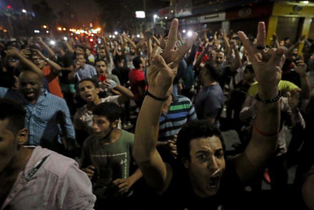 Αίγυπτος : Πάνω από 1.000 συλλήψεις σε διαδηλώσεις κατά του Σίσι | tovima.gr