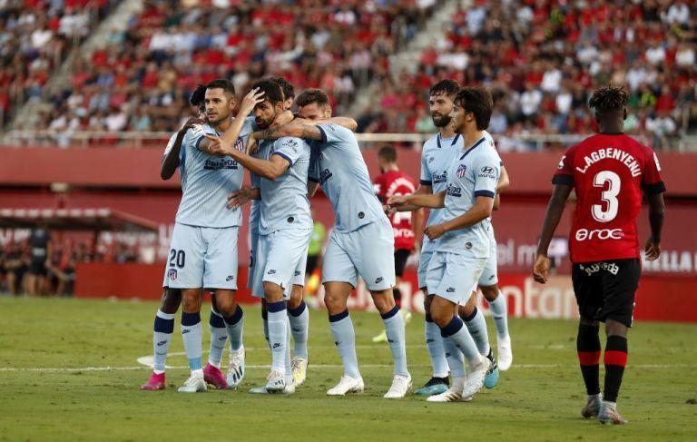 La Liga : Πήρε τα πάνω της η Ατλέτικο πριν συναντηθεί με τη Ρεάλ | tovima.gr