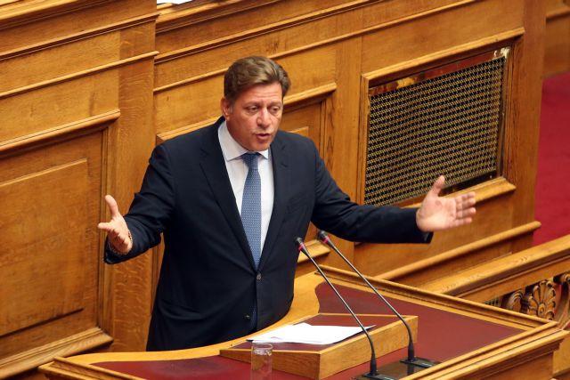 Τι απαντά ο Βαρβιτσιώτης για το πόθεν έσχες και τα 125 ακίνητα   tovima.gr