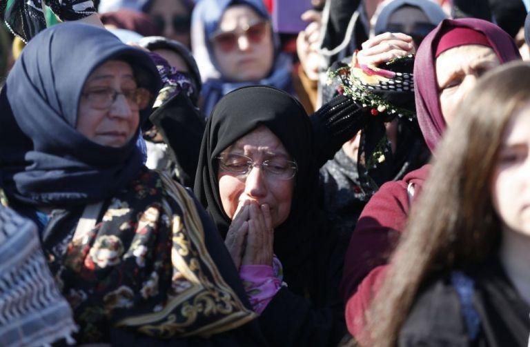 Τουρκία: Διαδηλώσεις ενάντια στη βία στις γυναίκες | tovima.gr