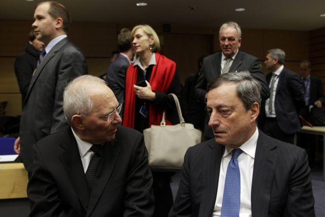 Ο Ντράγκι, ο Σόιμπλε και εμείς | tovima.gr