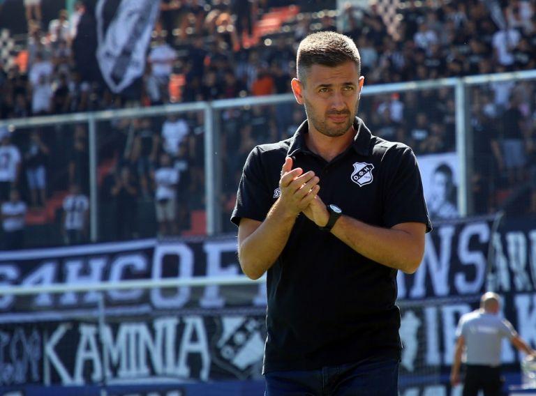 Σίμος: «Κρατάμε την αντίδραση, να παίζουμε επιθετικό ποδόσφαιρο» | tovima.gr