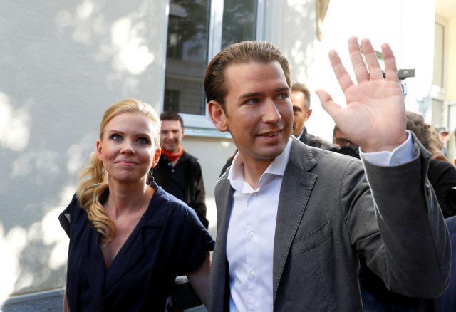 Αυστρία: Το Λαϊκό Κόμμα του Κουρτς ο νικητής των εκλογών   tovima.gr
