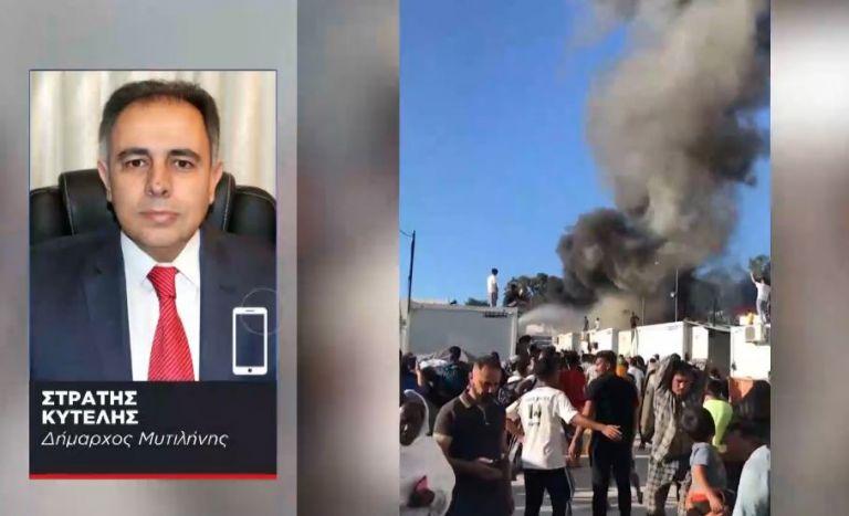 Δήμαρχος Μυτιλήνης στο One Channel: Επιτακτική η ανάγκη της μεταφοράς προσφύγων | tovima.gr