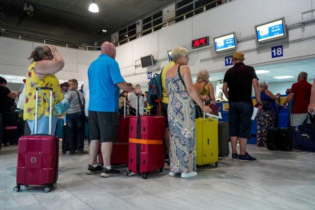 Τhomas Cook : Μέχρι τις αρχές Οκτωβρίου θα επαναπατριστούν οι 50.000 εγκλωβισμένοι τουρίστες   tovima.gr