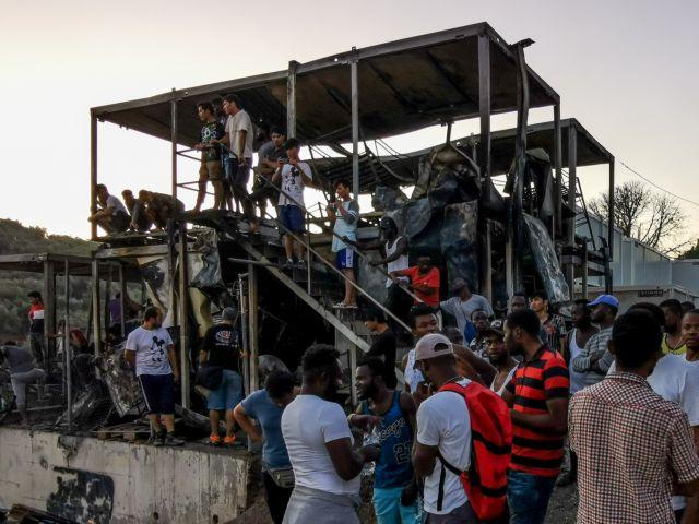 Διεθνής Τύπος για Μόρια: Επικεντρώνεται στις  άθλιες συνθήκες διαβίωσης των προσφύγων   tovima.gr