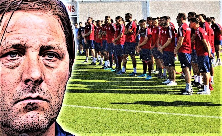 Μαρτίνς : «Δύσκολος αντίπαλος, αλλά θα παλέψουμε για ένα θετικό αποτέλεσμα»  (pic) | tovima.gr