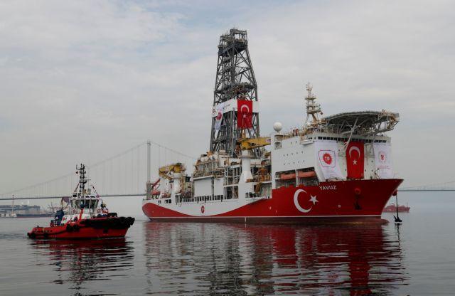 Δυναμιτίζει το κλίμα η Τουρκία : Ξεκινά νέα γεώτρηση το Γιαβούζ | tovima.gr
