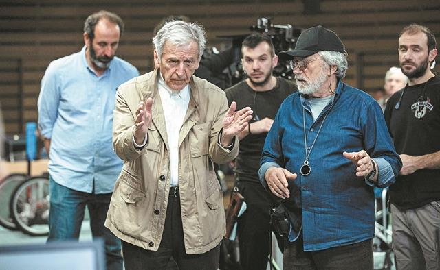 «Δεν θέλω να φέρει διχόνοιες η ταινία μου» | tovima.gr