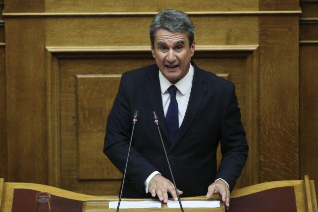 Υπόθεση Novartis: Να αρθεί η ασυλία του ζητά ο Λοβέρδος | tovima.gr
