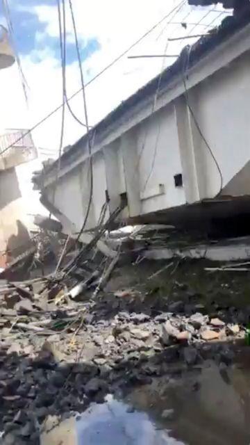 Ταϊβάν: Κατέρρευσε γέφυρα – Φόβοι για εγκλωβισμένους | tovima.gr