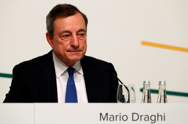 Draghi honoured by Academy of Athens   tovima.gr