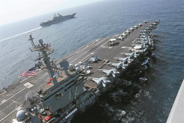 Αμυντική συμφωνία Ελλάδας – ΗΠΑ : Τι ζητούν οι Αμερικανοί, ποιες εγγυήσεις απαιτεί η Αθήνα | tovima.gr