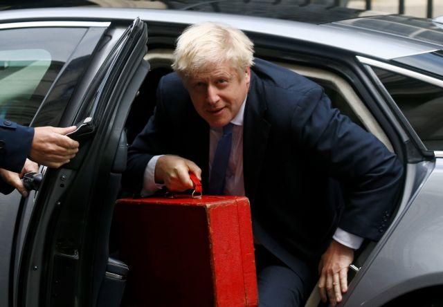 Brexit : Ψυχρής αποδοχής η πρόταση Τζόνσον – Δεν πείθει τους Ευρωπαίους | tovima.gr