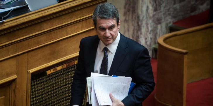 Βουλή : Αίρεται η ασυλία του Ανδρέα Λοβέρδου | tovima.gr