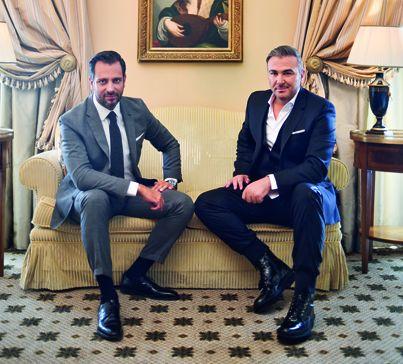 Ο Γκι Μανουκιάν συναντά τον Αντώνη Ρέμο | tovima.gr
