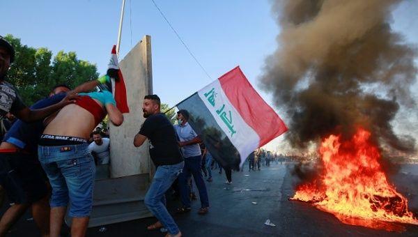 Ιράκ : Δεκάδες νεκροί και χιλιάδες τραυματίες στις αντικυβερνητικές διαδηλώσεις των τελευταίων ημερών | tovima.gr