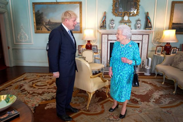 Brexit : Θα «φτάσει» μέχρι τη βασίλισσα ο Μπόρις Τζόνσον   tovima.gr