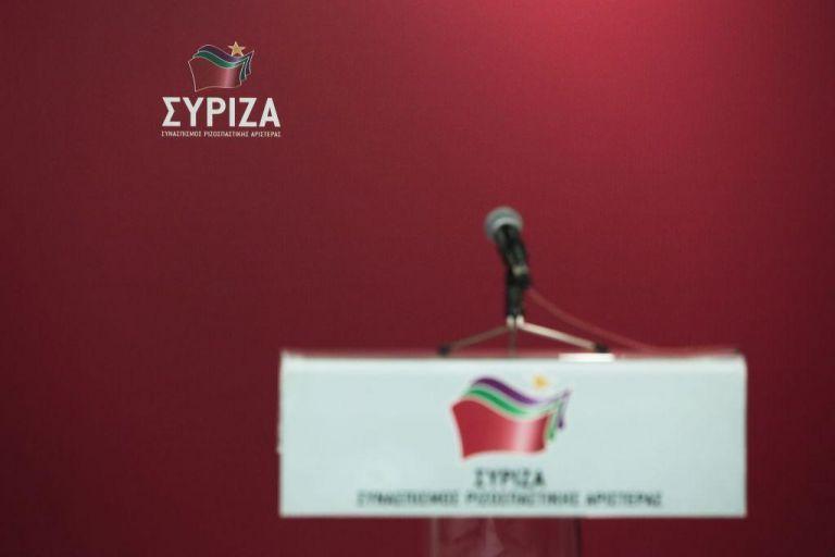 ΣΥΡΙΖΑ : Κανένα άλλοθι στον πολιτικό και θεσμικό τυχοδιωκτισμό του Μητσοτάκη | tovima.gr